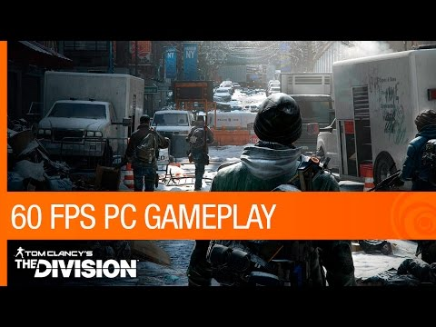 Tom Clancy's The Division - 60FPS PC GAMEPLAY [US]