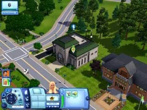 The Sims 3 PC Gameplay
