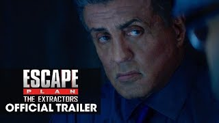 Escape Plan The Extractors 2019 Official Red Band Trailer