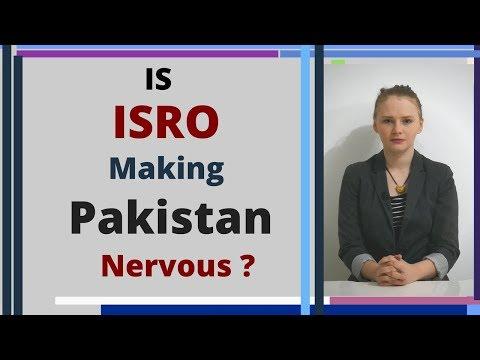 Is ISRO making Pakistan nervous - Karolina Goswami