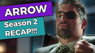 Arrow - Season 2 RECAP!!! Thumb