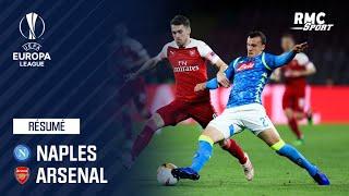 Résumé : Naples - Arsenal (0-1) – Ligue Europa