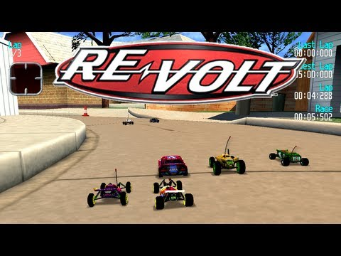 LGR - Re-Volt - PC Game Review - YouTube