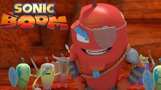 Sonic Boom | Chili Dog Day Afternoon | Episode 30 | Animated Series