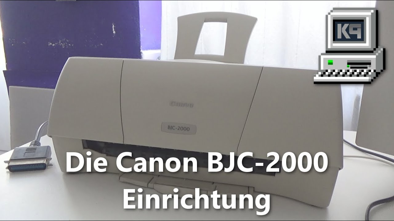 CANON BUBBLE-JET BJC-2000 WINDOWS 7 DRIVER