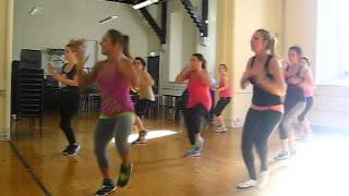 The Sax Man - Cara Lee - Zumba