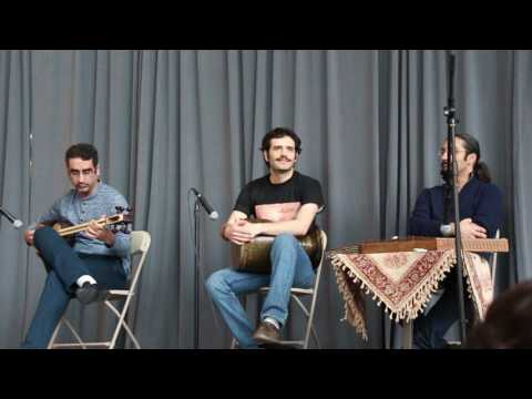 Iranian Music at IUPUI International Festival