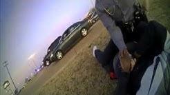 Oklahoma City Police body cam chase
