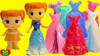 Gabby Gabby Dresses Like Disney Princesses Toy Story 4
