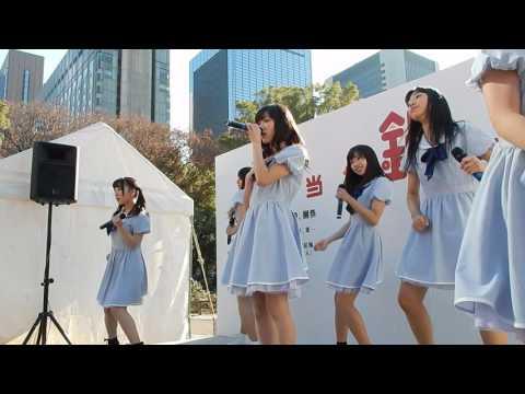 少女交響曲~GirlsSymphony~ガールズシンフォニー 平成28年12月3日のイベント2曲目(/2)。 6人で、オリジナルソング「嘘つきなボクたちは」...