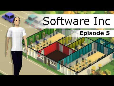 Software Inc. #5 - HUGE ANTIVIRUS w/Seniac