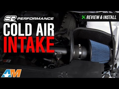 2011-2014 Mustang (GT) SR Performance Cold Air Intake Review & Install