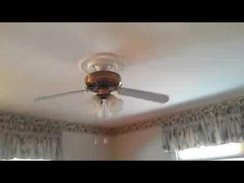 Poor Old Ceiling Fan!   YouTube
