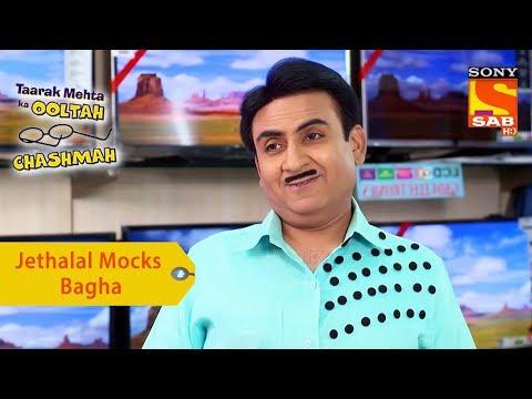 Your Favorite Character | Jethalal Mocks Bagha | Taarak Mehta Ka Ooltah Chashmah