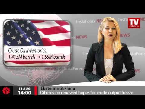 Oil rises on renewed hopes for crude output freeze