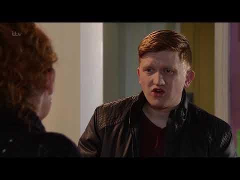 Coronation Street - Fiz Tells Chesney Hope Is the Naughty Child Not Ruby