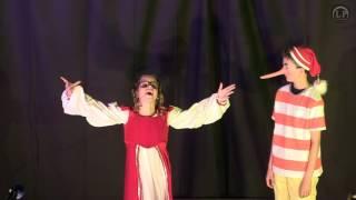 """""""Буратино"""" - Детский Мюзикл, от детского музыкального театра Лукоморье в Сан-Диего (США)."""