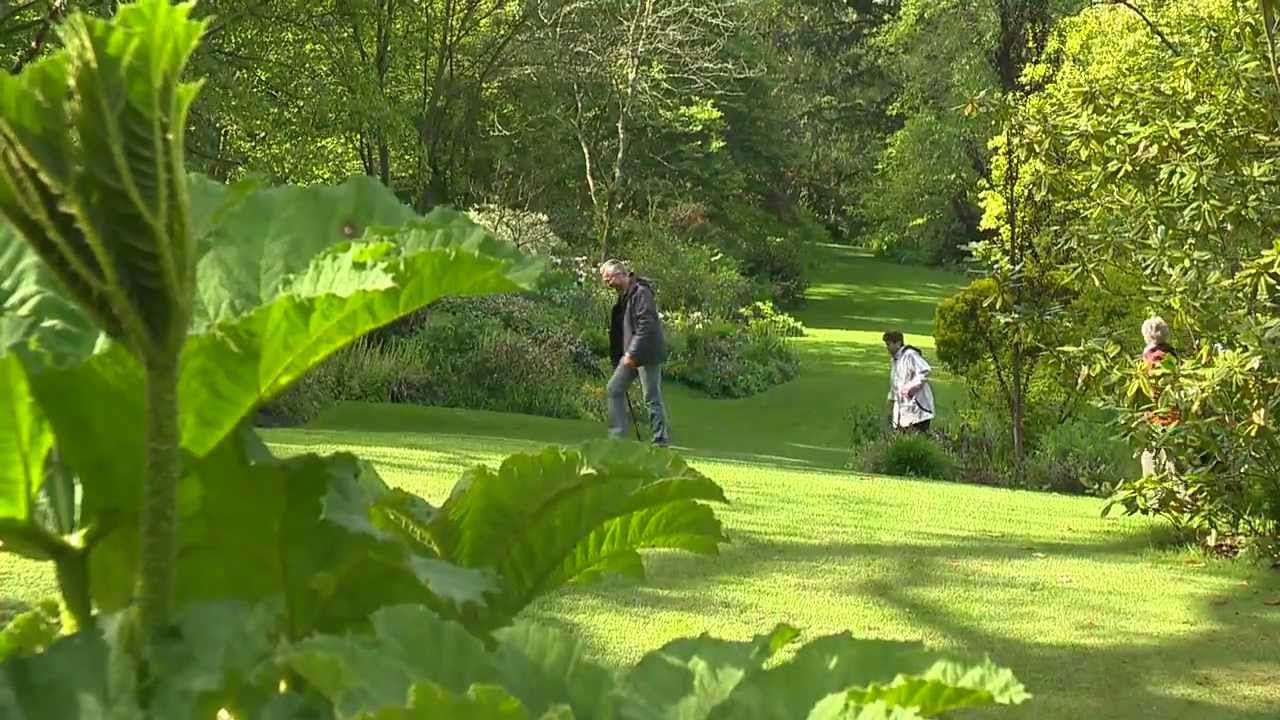 Jardin de normandie le vast rival par didier willery youtube for Jardin a visiter