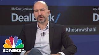 The Company Should IPO, Uber CEO Dara Khosrowshahi Says: