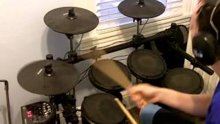 The Blues Brothers - Soul Man (Drum cover)