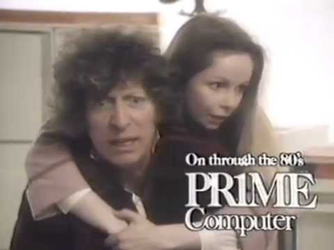 Doctor Who 80's commercial