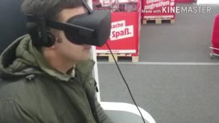 Минута будней. Тестируем очки  3D VR виртуальной реальности 😎