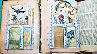 Junk Mail Pockets Fun for Junk Journals :) Easy Step by Step Tutorial! Junk Mail Ideas Paper Outpost