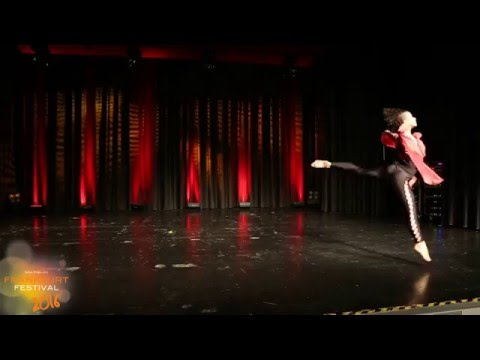 Frankfurt Festival 2016 - Ezgi Zaman - Salsa-Ballet Show Sunday