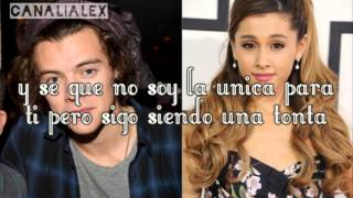 Ariana Grande - Just A little Bit Of Your Heart (sub.español)
