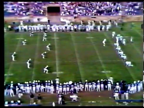 1984 Dartmouth Vs Yale Football