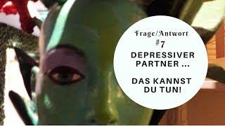 Depressiver Partner - was tun?
