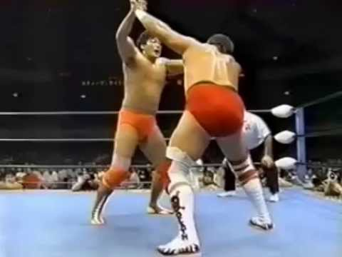 Kenta Kobashi vs. Steve Williams (AJPW 9/3/94)