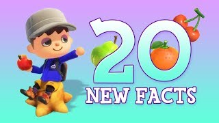 20 New Facts - Animal Crossing New Horizons