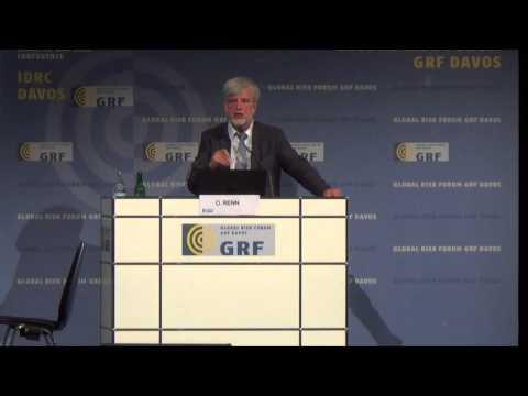 IDRC Davos 2014 - Keynote II Ortwin Renn