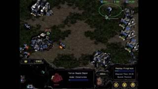 [HD]Starcraft Strategies: TvP on Python PT 1/3