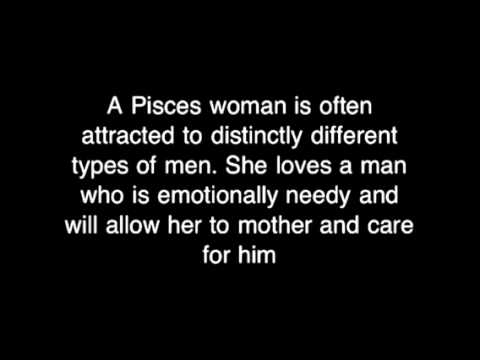 ELISABETH: What are the characteristics of a pisces female