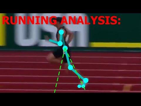 Running Analysis: How Michael Norman Runs the 400m