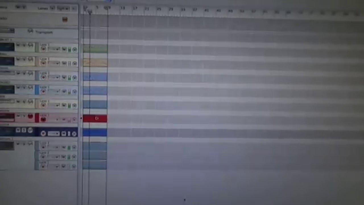 Making of drum and bass тrack in reason 5 reason tutorial drum.