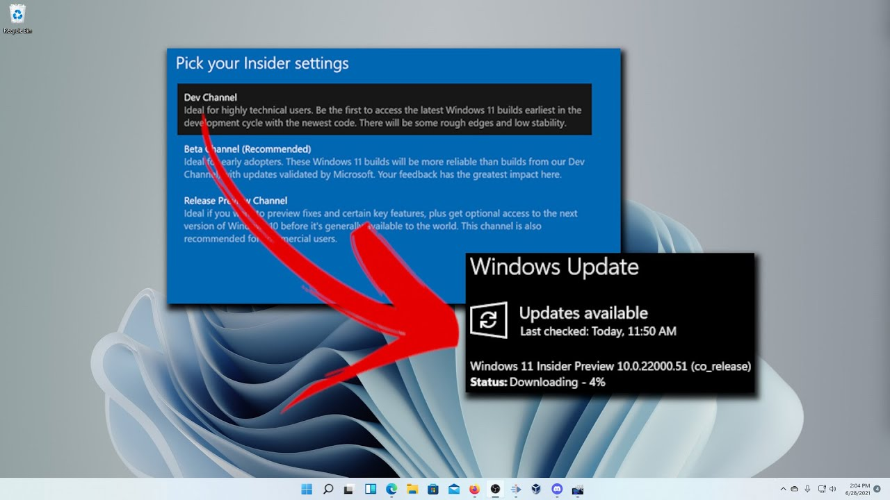 How to Install Windows 11 - Dev Channel Released!
