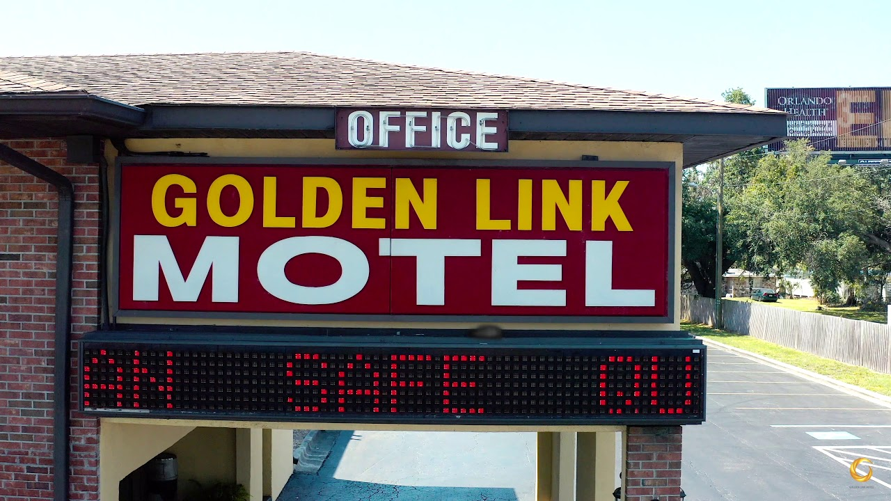 golden link hotel website home page kissimmee fla