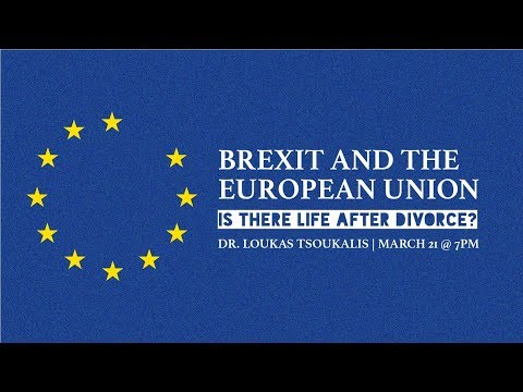Brexit and the European Union: Is There Life After the Divorce?
