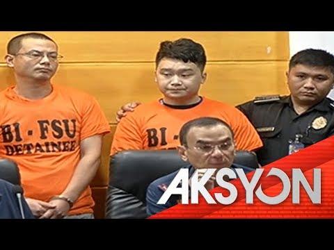Chinese nationals na suspek sa cryptocurrency scam, arestado sa Pasig City