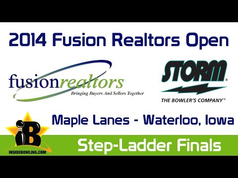 2014 Fusion Realtors Open - Step Ladder Finals