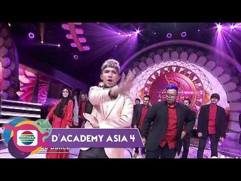 INI BARU HEBOH!! Liat Dian dan Seluruh Personil D'band Coba ABC Dance!