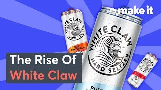 How White Claw Took Over The $1 Billion Hard Seltzer Industry