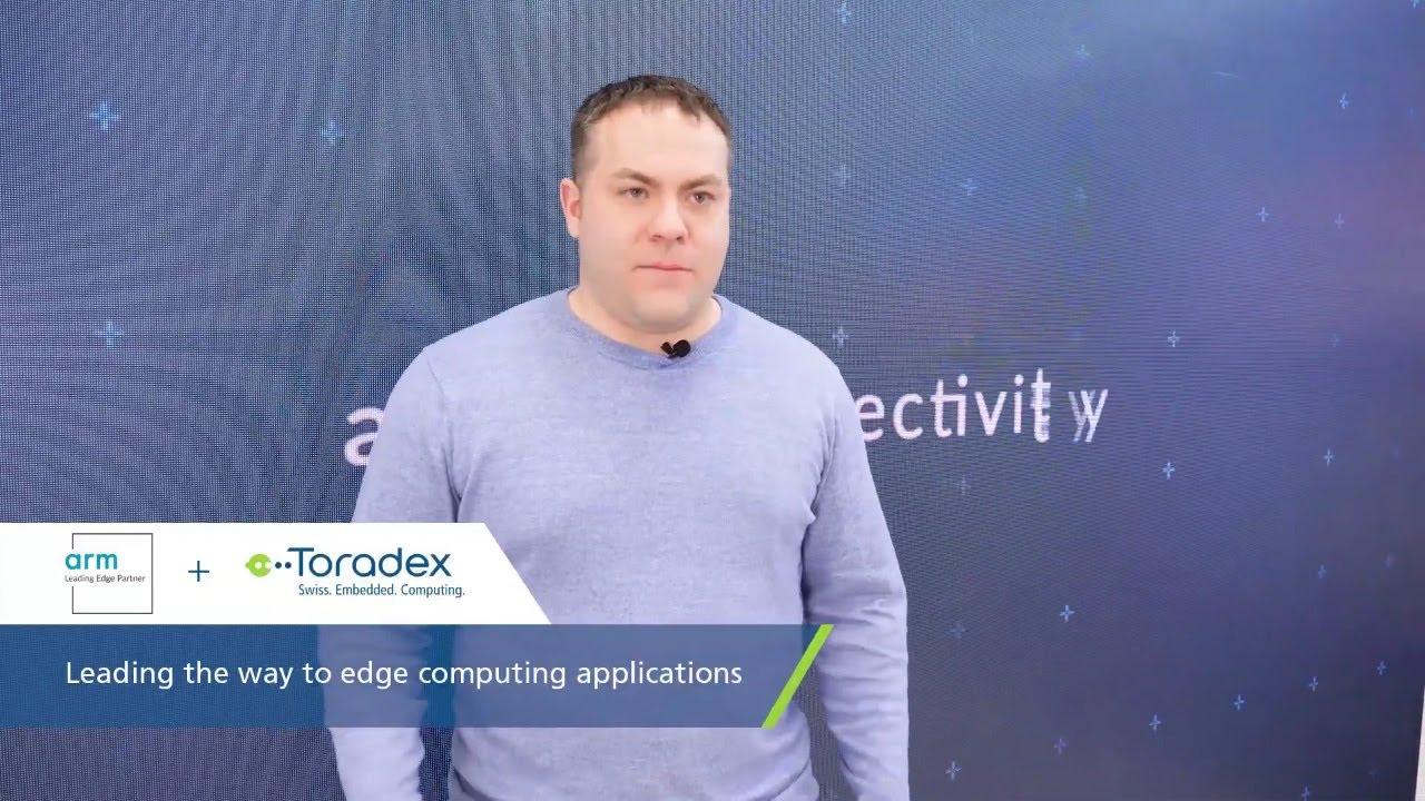 Toradex - Arm Leading Edge Partner
