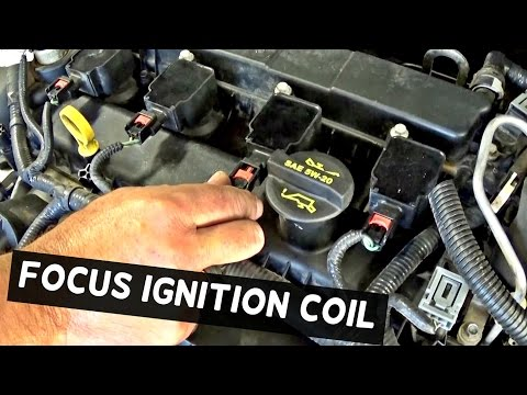 circuit malfunction p0354 ignition ford focus p0351 p0352 p0353 p0353 ignition coil repelacement 2012 2016