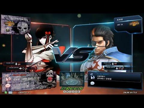 TEKKEN 7 Fr 8/22 Lowhigh(Kazumi) vs Super...