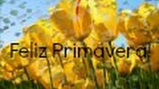Feliz Día de la Primavera! - CuteCreations4ever Thumbnail