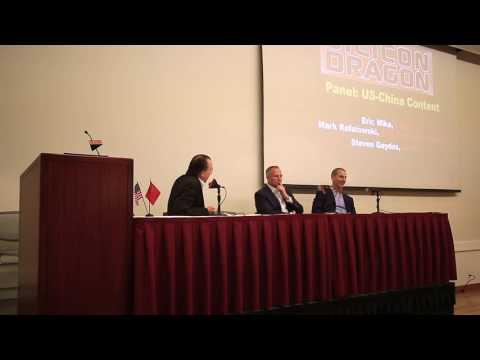 Silicon Dragon LA 2016: Panel - US & China Content Branding
